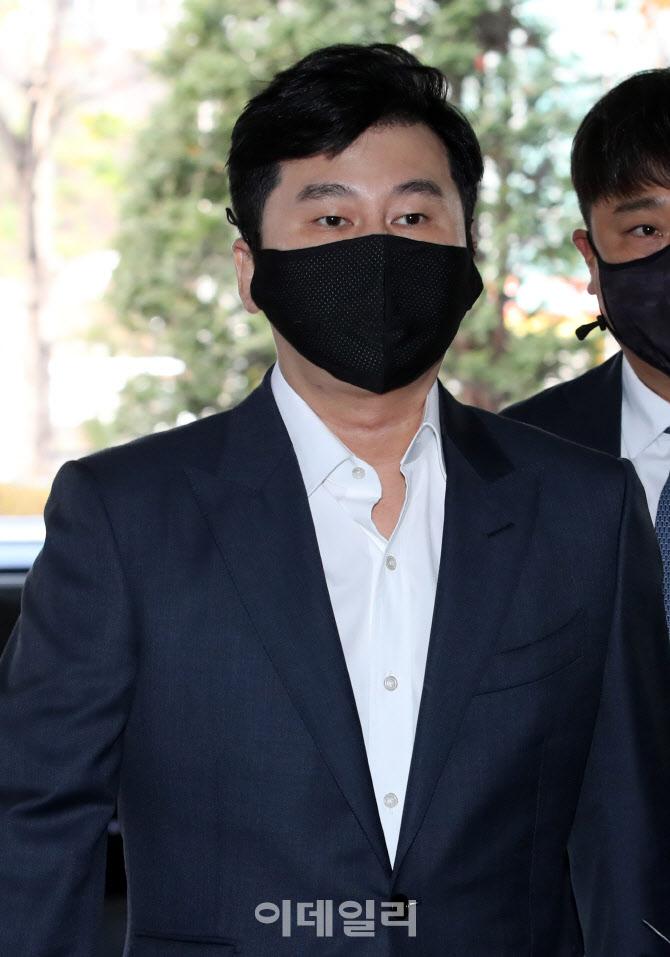 [포토]'원정도박 혐의' 양현석, 1심서 벌금 1500만원 선고