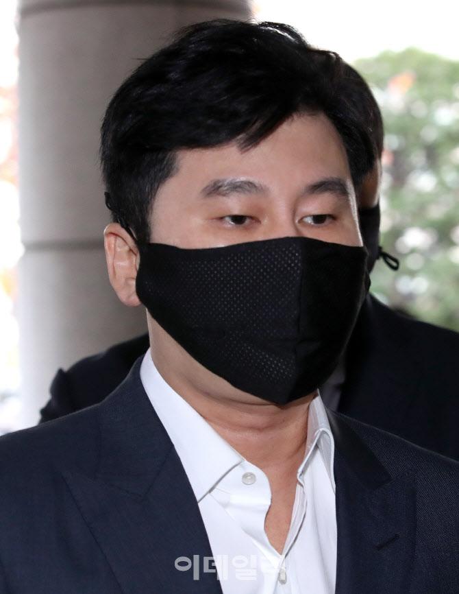 [포토]'원정도박 혐의' 양현석 대표, 1심서 벌금 1500만원 선고