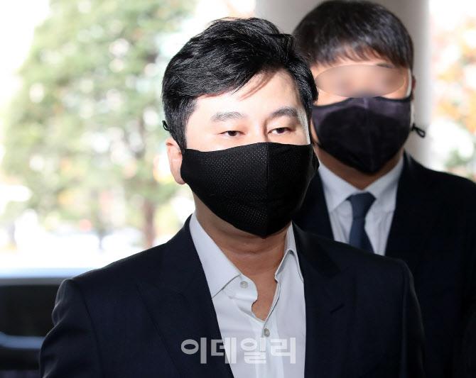 [포토]양현석 대표, '원정도박 혐의' 1심서 벌금 1500만원 선고