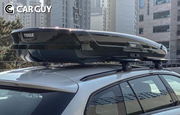 [시승기] 왜건이 SUV보다 더 실용적인 이유..푸조 508SW