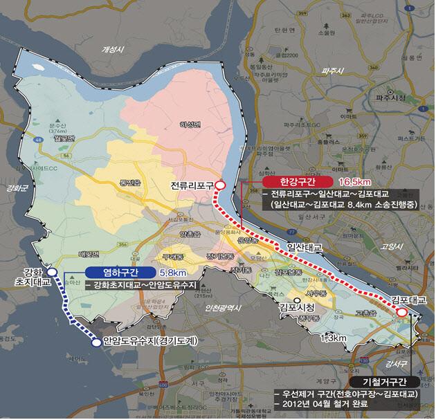 김포시, 내년까지 해강안 철책 2단계 제거…시민 개방