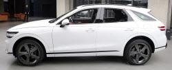 현대차, 도심형 럭셔리 SUV '제네시스 GV70' 전 세계 동시 공개