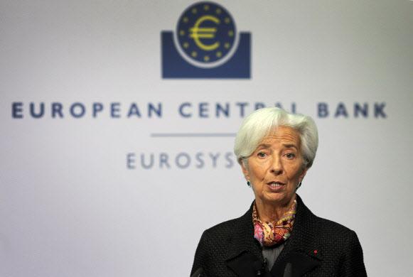 ECB, 기준금리 동결…코로나19 대응채권 매입규모 유지(상보)