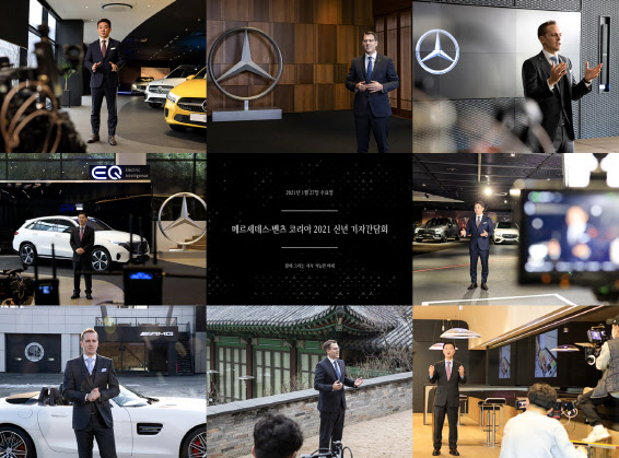 `6년 연속 1위` 노리는 벤츠‥올해 `고급` 이미지 굳힌다(종합)