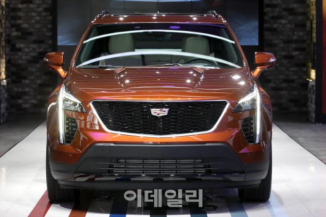 캐딜락코리아, 엔트리급 럭셔리 SUV 'XT4' 출시