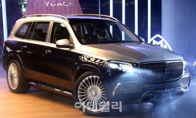 '마이바흐 최초의 SUV' GLS 600 4MATIC, 한국 상륙