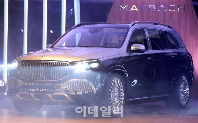 '마이바흐 최초의 SUV' GLS 600 4MATIC, 한국 출시