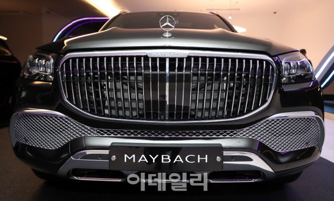 벤츠, 최상위 럭셔리 SUV '더 뉴 메르세데스-마이바흐 GLS'