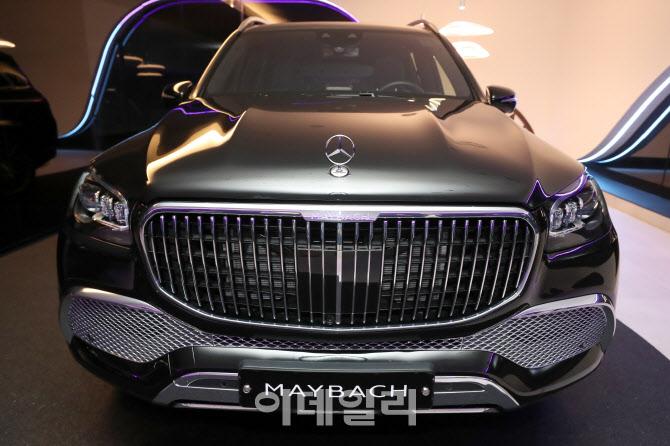 최상위 럭셔리 SUV '더 뉴 메르세데스-마이바흐 GLS'
