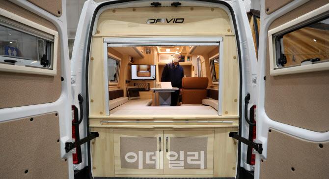 차 안에 집이 그대로, 모터홈으로 편하게 캠핑 다니세요!