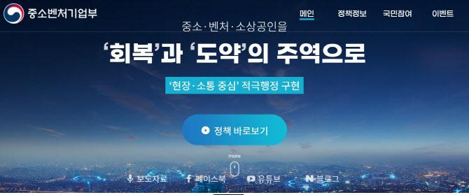 """""""치킨구독하게 해주세요""""…국민이 뽑은 중기부 '최애정책'"""