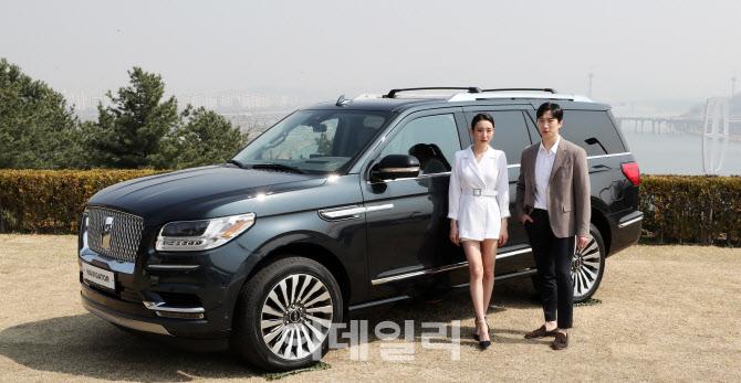 '럭셔리 SUV 뉴 링컨 네비게이터' 한국 상륙