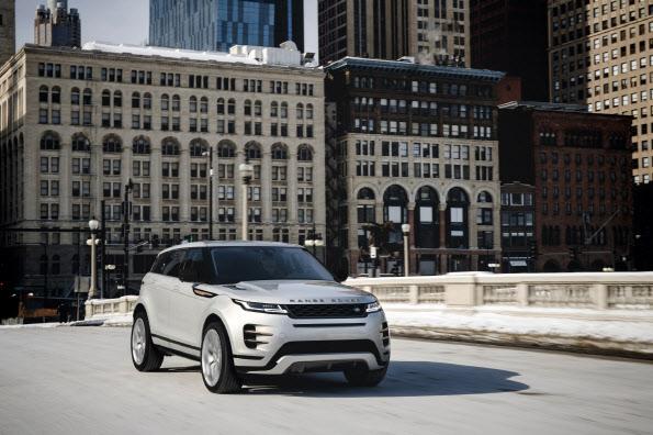 랜드로버, 콤팩트 SUV `뉴 레인지로버 이보크 2021년형` 출시
