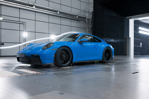 포르쉐, 신형 911 GT3 적용 기술 공개…국내 하반기 출시