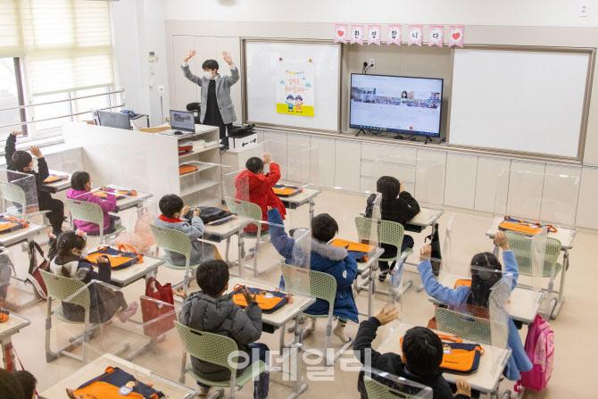 개학 후 학생 1413명 확진…전국 학교 99% 등교수업