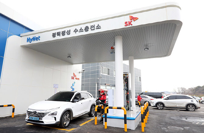 SK에너지, 주유소를 에너지 플랫폼으로…친환경 사업 확장