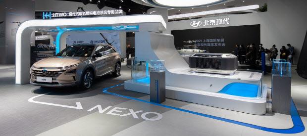 현대차, 상하이모터쇼서 아이오닉5 공개‥中 전동화 선도 본격화
