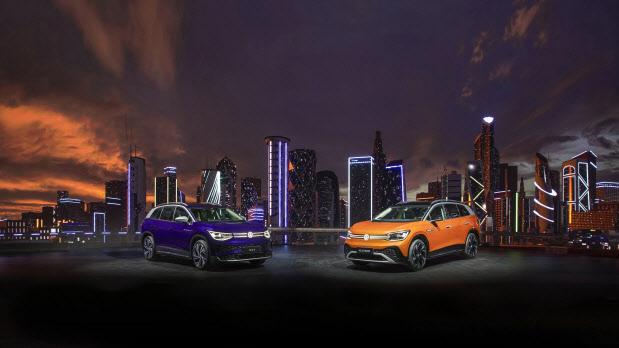 폭스바겐, 상하이 모터쇼서 플래그십 전기 SUV `ID.6` 최초 공개