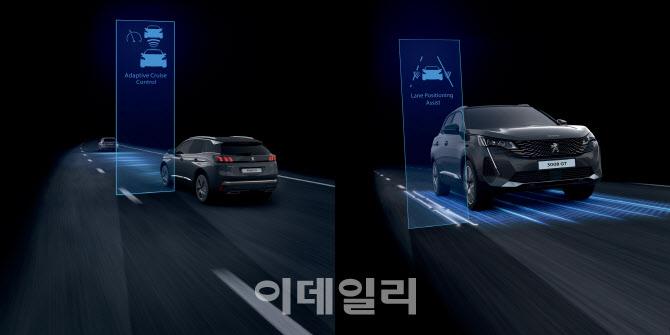 푸조, 베스트셀링 `3008 SUV` 부분변경 출시..4670만원