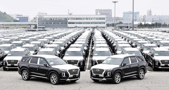 현대차, 콩고민주공화국에 관용차 500대 수출…`아프리카 시장 개척`