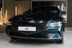 제네시스 G80 전동화 모델, 하반기 출시 예정