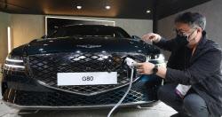 G80 전동화 모델, V2L 기능 탑재