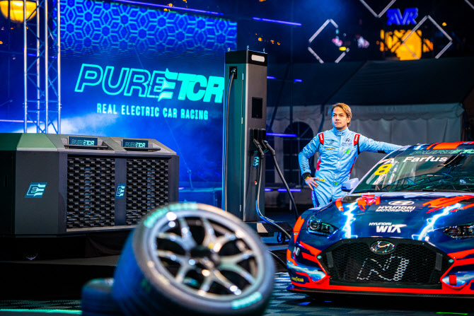 현대차, 전기차 모터스포츠 대회 출전…`N 기술력 선보인다`