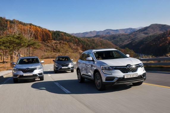 `국내 유일 LPG SUV` QM6, 누적 출고 6만대 달성