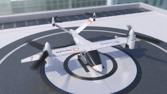 [미래기술25]②현대차 기체·대한항공 교통시스템 집중