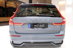 '신형 XC60'의 뒤태
