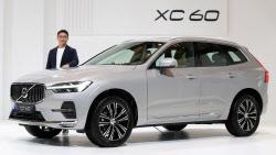 볼보코리아, 중형 SUV '신형 XC60' 출시