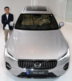 국내 최초 통합형 SKT 인포테인먼트 탑재한 '신형 XC60'