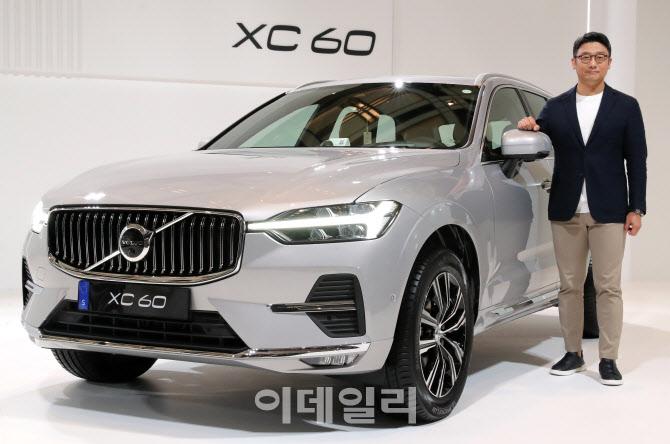 볼보 신형 XC60 최초공개
