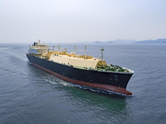 대우조선해양, LNG선 4척 수주…수주 목표 7년 만에 달성