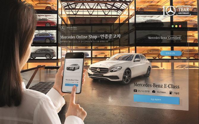 `코로나시대 온택트로`…확대되는 온라인 車판매시장