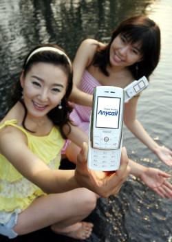 애니콜, 상반기 휴대폰시장 49.5% 점유