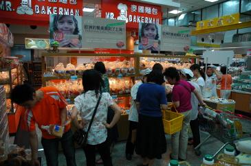 샤니, 상해선익(上海善益)브랜드로 중국 진출