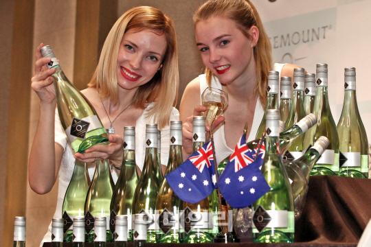 신동와인, 호주 스파클링 '로즈마운트 오' 코스트코 판매