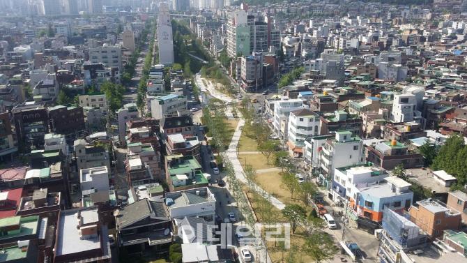 서울시, 연트럴파크로 유명한 '경의선숲길' 6.3㎞ 전 구간 완공