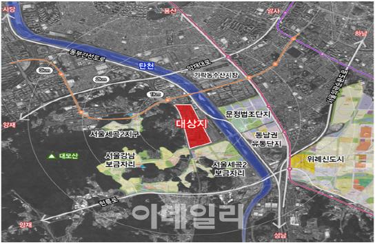국토부 '수서역세권 공공주택지구' 확정·고시…복합개발 '첫발'