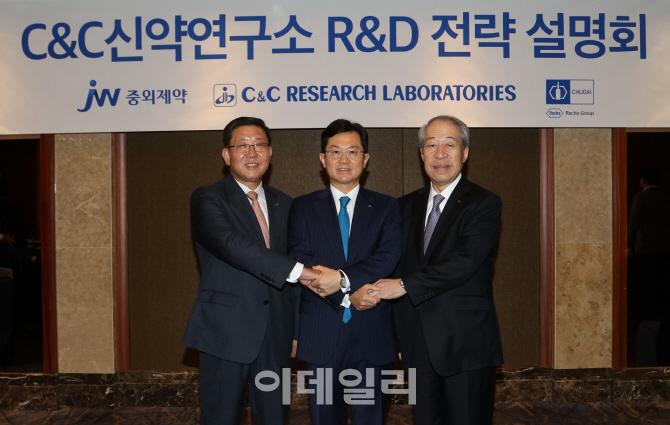국내제약사 최초 혁신신약 개발 눈앞..JW중외제약