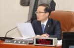 환경부 국감서 '방송장악' 설전에 한때 파행