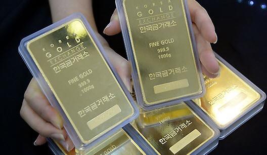 5개월來 최저…요즘 금값 왜 이렇게 급락하나(종합)