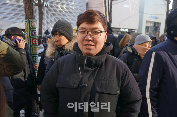 '배터리게이트' 상관없다…국내 첫 애플스토어 '대박'(종합)
