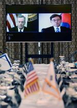 한미 통상수장, FTA·철강 면제 합의 공동 선언 발표