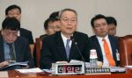 백운규 장관, 10일 국회 출석…한국GM·한미FTA 논의될듯