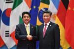 시진핑-아베, 4일 낮 전화통화…북한문제 논의할 듯