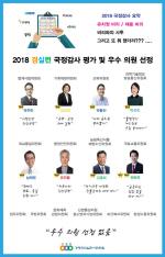 경실련, 박용진·유민봉·박주민·박선숙 등 국감우수의원 8명 선정