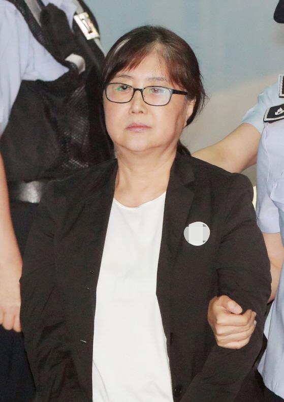 """""""박영수 특검법 위헌""""…헌재, 최순실 헌법소원 28일 결론"""