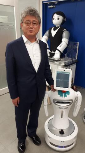 日언론 주목한 로보케어…치매예방로봇 '실벗' 만들죠